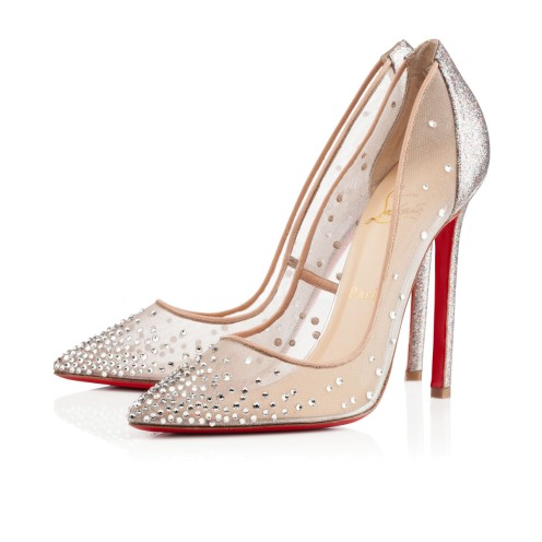 christian louboutin paris wedding shoes