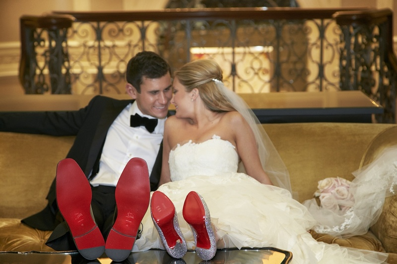 The Dream Wedding Shoes Louboutin Carnet Chic