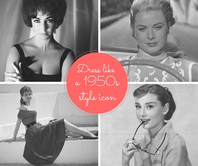 How to dress like a 1950s