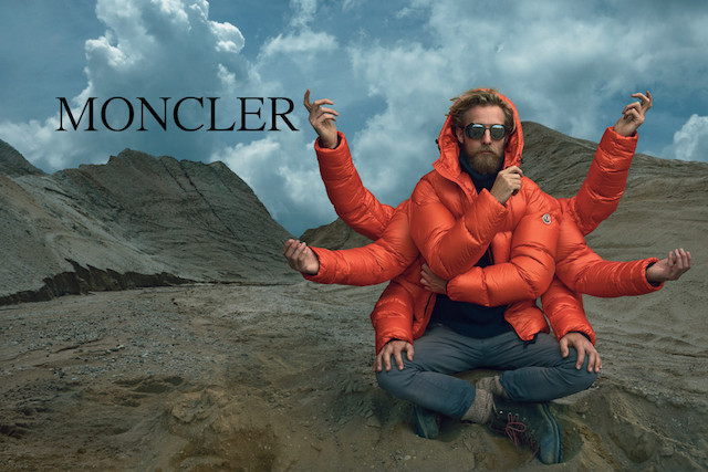 Moncler COVER