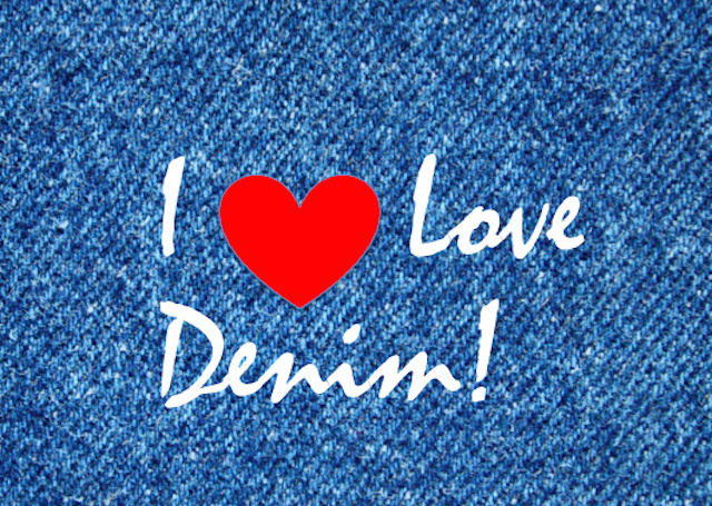 Denim the must of the season! Cover