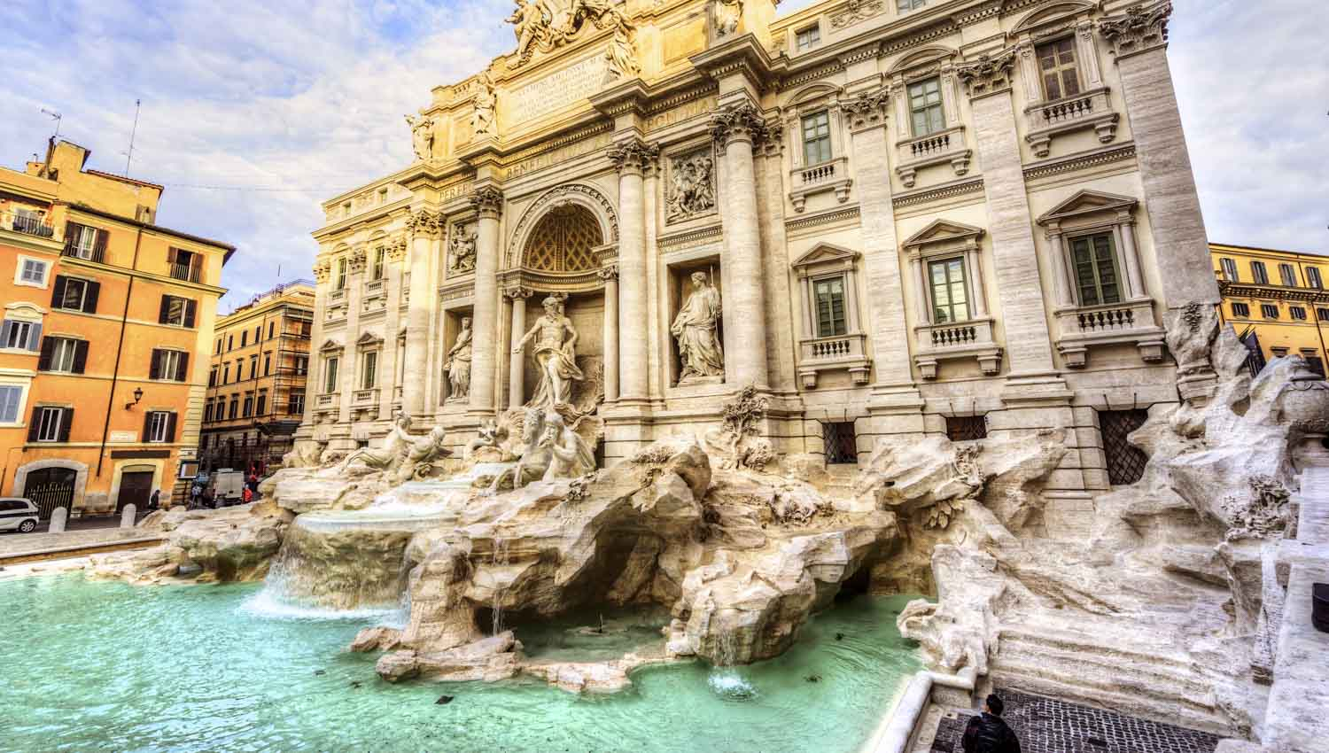 Hotels Near Trevi Fountain Rome