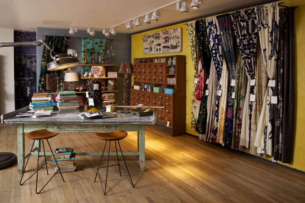 anthropologie a shopping experience in london - Home Design Stores